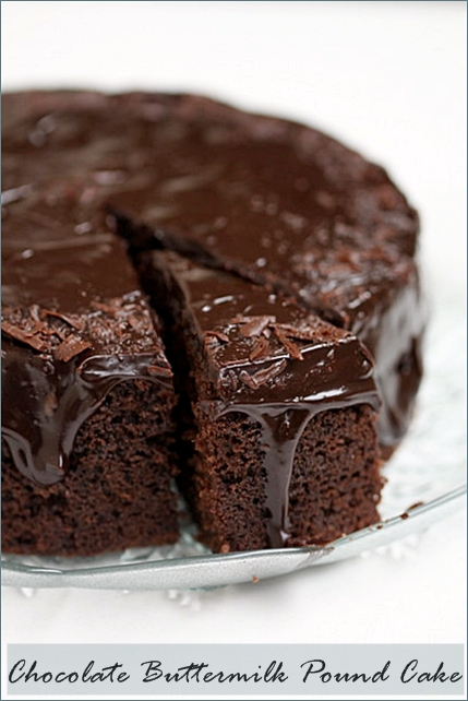 Greek Chocolate Cake