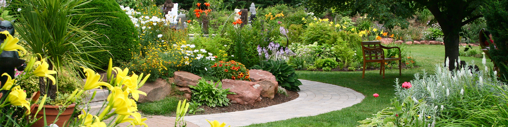 landscaping design maple glen pa