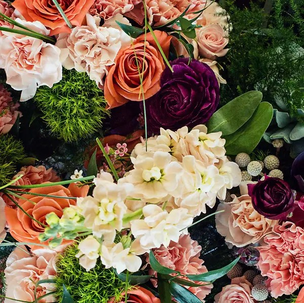 Colourful Display - Kelowna Flower Delivery Shop | Flower Arrangements & Bouquets - Passionate Blooms