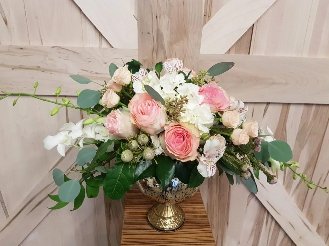 wedding-florals-blush-white-mercury-glass