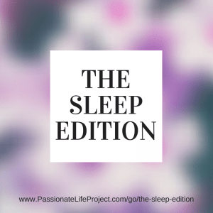 The Sleep Edition.1