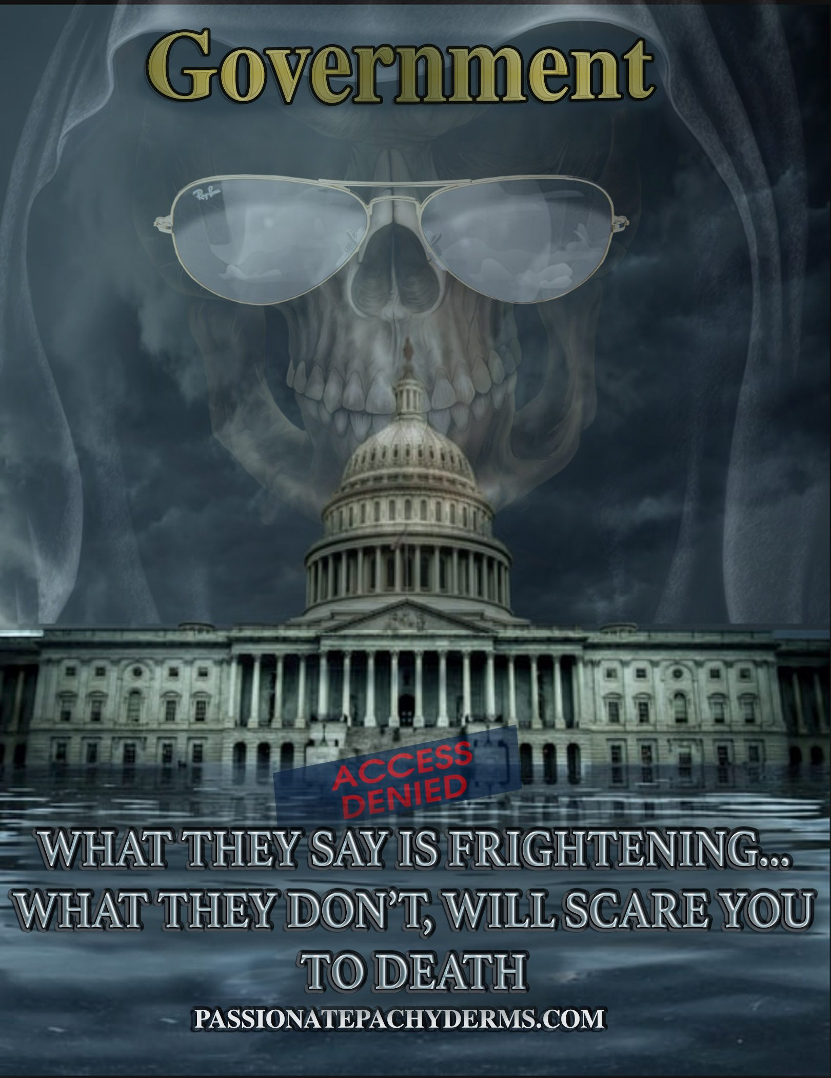 Government What They Tell You Is Frightening What They Don't, Will Scare You To Death ~ The US Military ~ 93 Views