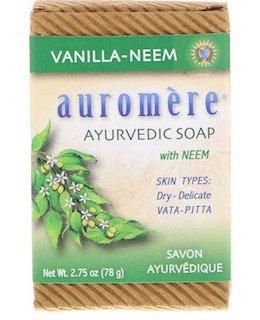Savon Ayurvédique Vanille-Neem