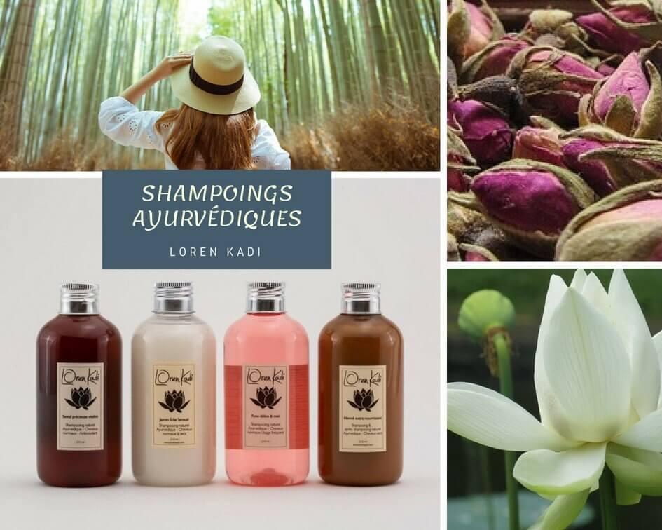 Cosmetique Bio - Shampoing Loren-Kadi