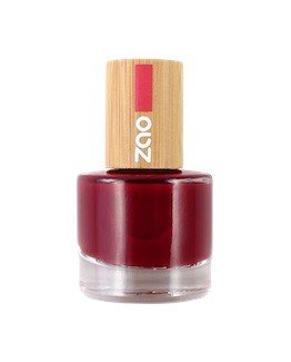 Vernis Rouge Passion ZAO 668