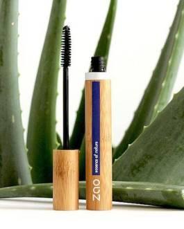 Mascara ZAO Aloe Vera Noir 90