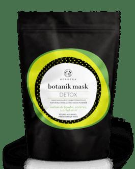 Masque Visage Exfoliant et Purifiant – DETOX