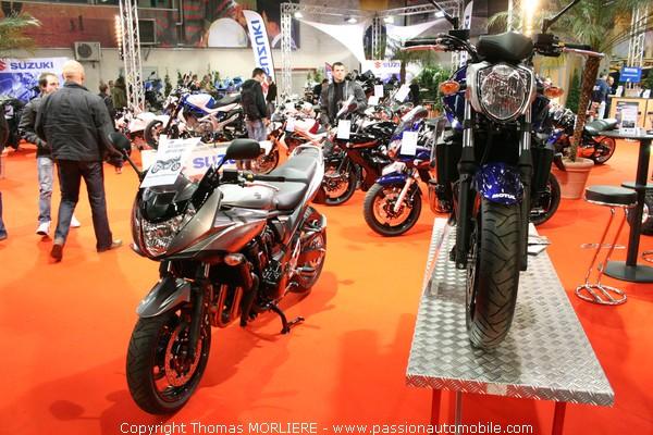 Mobilier table Salon de la moto a lyon