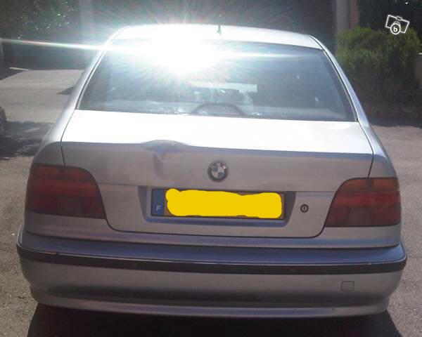 Essai BMW 525 Tds E39 25 L Td 143 Ch Passion Automobile