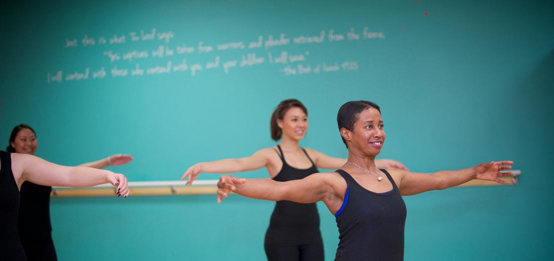 Cardio Dance Courses
