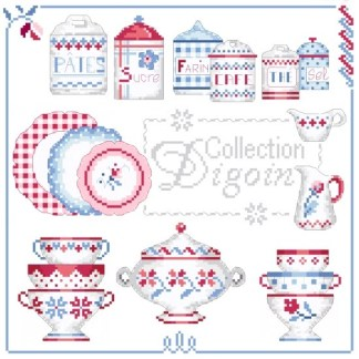 Collection Digoin - Passion Bonheur - point de croix - point compté - fiche point de croix - fiche point compté - fiches de point de croix - fiches de point compté - grille point de croix - grille point compté - grilles point de croix - grilles point compté - diagramme point de croix - diagramme point compté - diagrammes point de croix - diagrammes point compté - broderie point de croix - broderie point compté - broderies point de croix - broderies point compté - création fiche point de croix - création fiche point compté - création grille point de croix - création grille point compté - créatrice fiche point de croix - créatrice fiche point compté - cross stitch - cross stitch pattern - cross stitch design - cross stitch chart - needle work - embroidery - embroideries