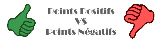 WeKiss - Points Forts VS Points Faibles