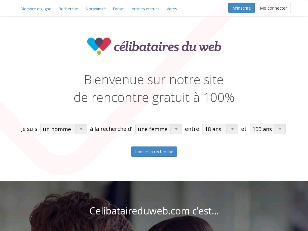 celibatairesduweb - Test & Avis