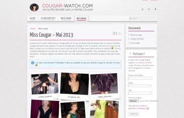 cougar-watch - apercu miss cougar