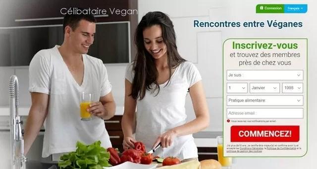 Où se cachent les végétariens ?