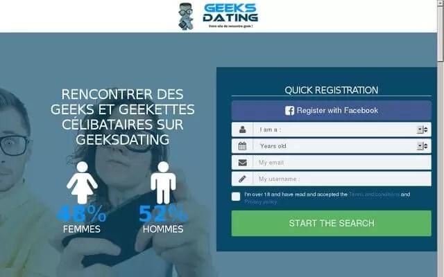 geeksdating.date - rencontrer geekettes