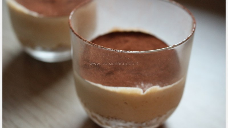 Semifreddo cocco caffè
