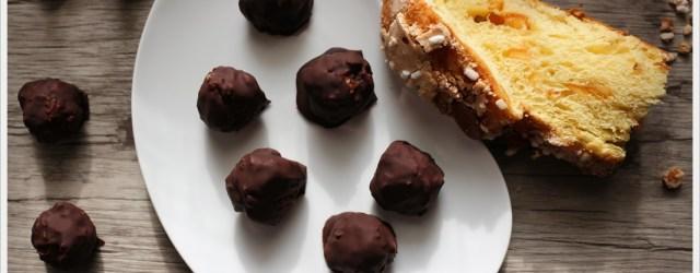 cioccolatini con la colomba