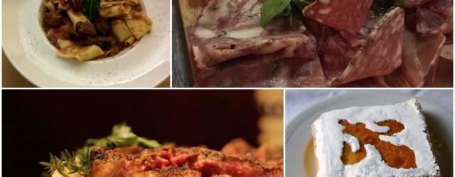 trattoria gabriello mangiare a Firenza cucina tipica toscana