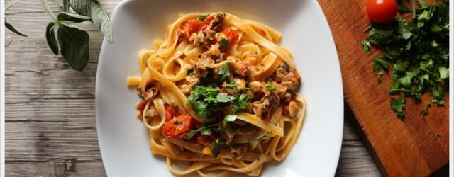 ricetta spaghetti con le vongole