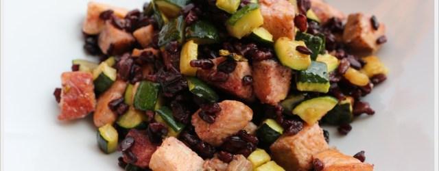 ricetta-riso-venere-e-salmone