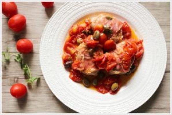Filetto Di Vitello Al Pomodoro Passione Cuoca