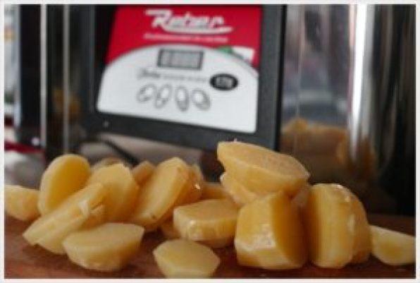 ricetta patate burro e salvia