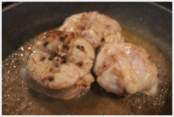 ricetta rana pescatrice in padella