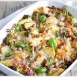 ricetta pasta gratinata alle verdure