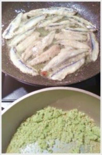 ricetta spaghetti alle alici ingredienti
