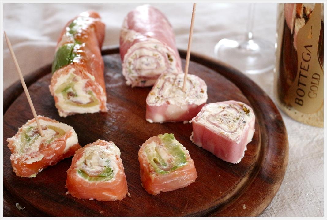 Varietà di finto sushi