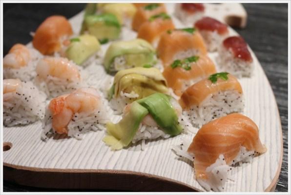 ricetta finto sushi