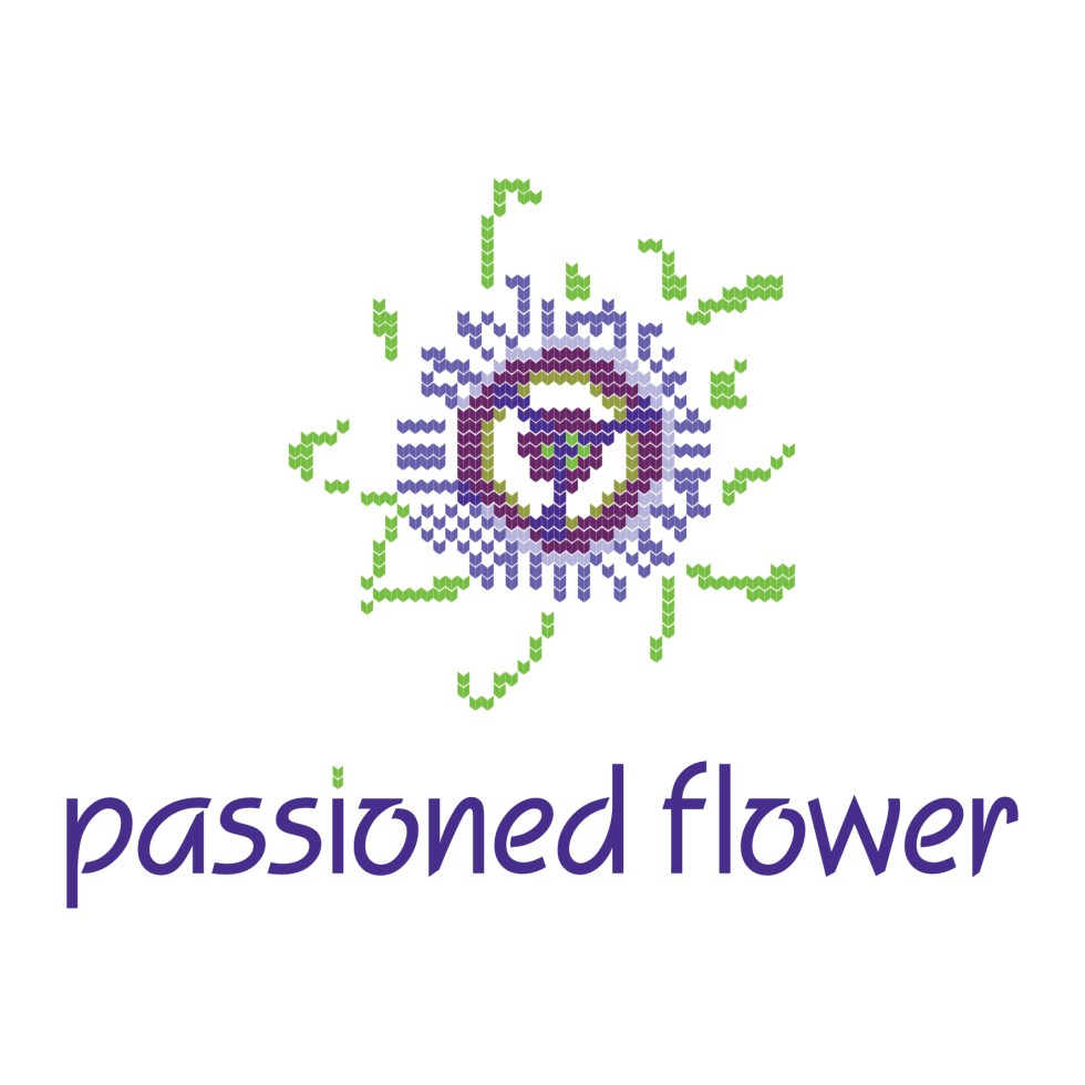 Passioned Flower Logo