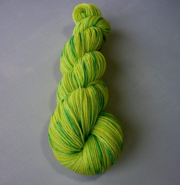Wattle sock yarn vertical