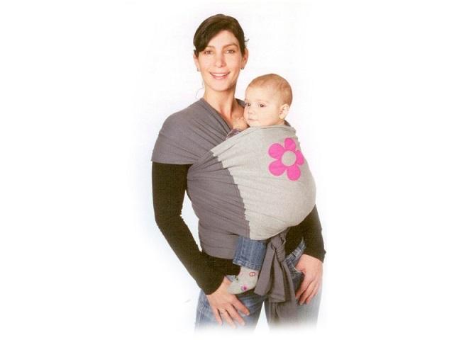 come portare i bambini fascia porta bebè