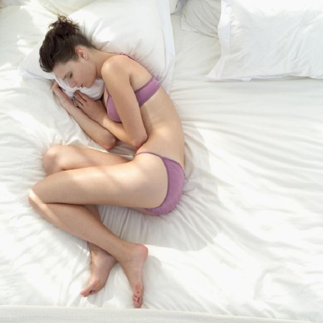 donna dolore letto