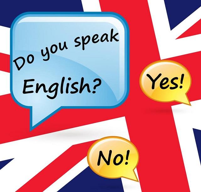 bambini parlano inglese bilingue