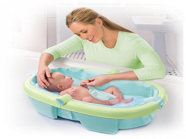 Come pulire la vaschetta del neonato passione mamma
