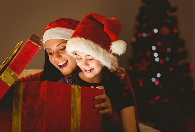 idee e consigli su come trascorrere natale con bambini