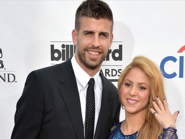 Gerard Piquè e Shakira