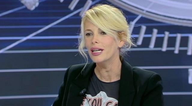 Alessia Marcuzzi conduttrice