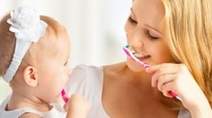 foto_igiene orale bambini