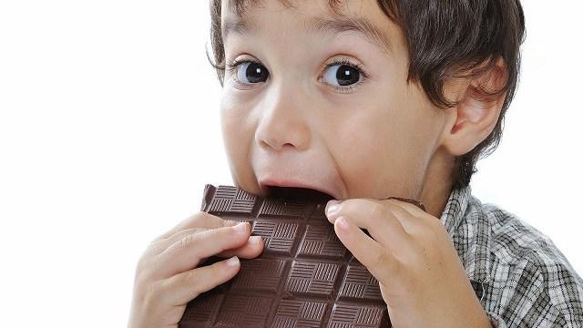 foto_bambini e cioccolato