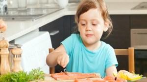 foto_bambini e pesce