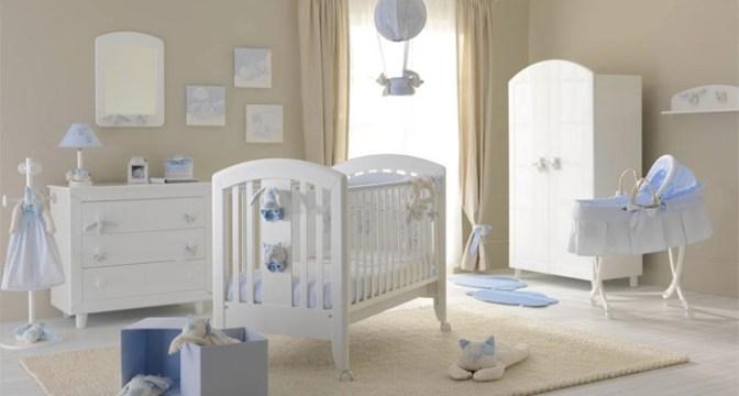 Come deve essere la cameretta del neonato for Decorazioni stanza neonato