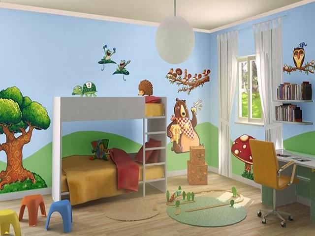 Armadi Divertenti Per Le Camerette Dei Bambini : Pittura camerette bambini with pittura camerette bambini