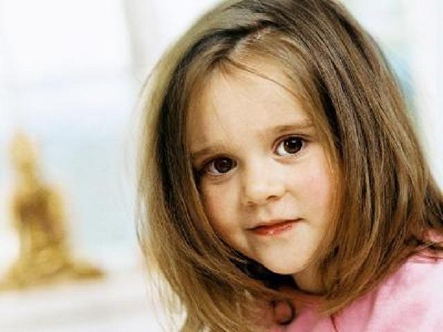 Taglio capelli x bambina
