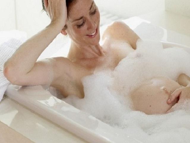 Il bagno caldo in gravidanza si può fare passione mamma