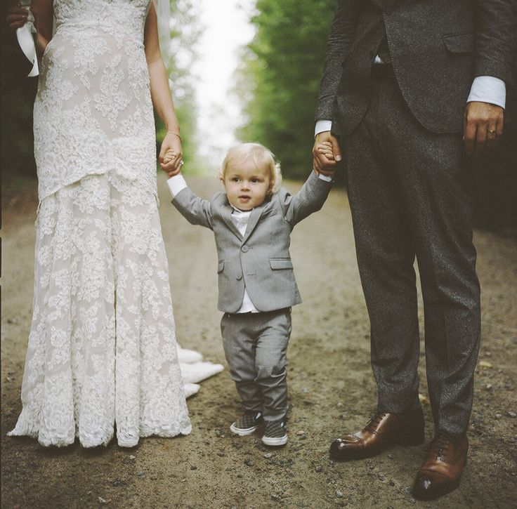 wedding-with-child