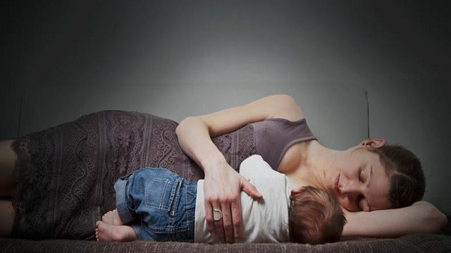 foto_mamma e figlio